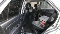 Chính chủ bán xe Toyota Fortuner sản xuất 2015, màu bạc giá 800 triệu tại Hà Nội