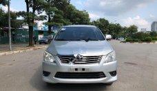Bán Toyota Innova 2.0E đời 2013, màu bạc như mới, giá tốt giá 538 triệu tại Hà Nội