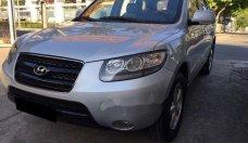 Bán xe Hyundai Santa Fe đời 2009, màu bạc  giá 465 triệu tại Tp.HCM