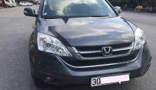 Chính chủ bán Honda CR V 2.0 sản xuất năm 2010, màu xám, xe nhập giá 600 triệu tại Hà Nội