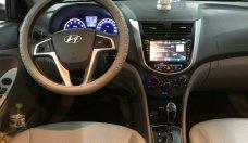 Bán Hyundai Accent Blue 1.4AT màu bạc, nhập Hàn Quốc 2013, xe đẹp đi ít giá 438 triệu tại Tp.HCM