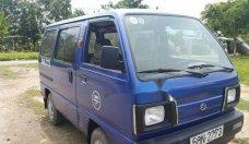 Bán xe Suzuki Super Carry Van năm 2001, màu xanh   giá 92 triệu tại Vĩnh Long