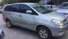 Bán ô tô Toyota Innova năm 2007, màu bạc, giá 343tr giá 343 triệu tại Hà Nội