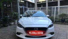 Bán Mazda 3 1.5 AT năm sản xuất 2017, màu trắng giá 675 triệu tại Hà Nội