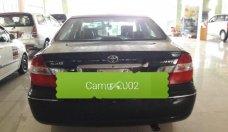 Bán Toyota Camry 2.4G đời 2002, màu đen giá 318 triệu tại Đồng Nai