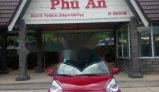 Cần bán xe Kia Morning sản xuất năm 2017, màu đỏ giá 380 triệu tại Lâm Đồng