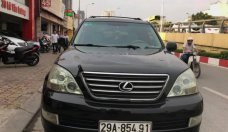 Cần bán xe Lexus GX 470 2007, màu đen, nhập khẩu giá 1 tỷ 360 tr tại Hà Nội