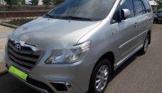 Bán Toyota Innova đời 2014, màu bạc giá 537 triệu tại Bình Định