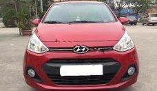 Cần bán Hyundai Grand i10 1.2 AT năm 2015, màu đỏ, nhập khẩu, giá chỉ 388 triệu giá 388 triệu tại Hà Nội