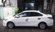 Bán Toyota Vios E sản xuất 2016, màu trắng  giá 470 triệu tại Tp.HCM