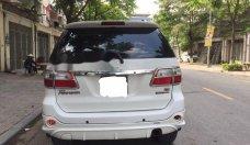 Gia đình bán Toyota Fortuner Sportivo 2012, màu trắng giá 795 triệu tại Hà Nội
