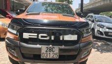 Bán xe Ford Ranger Wildtrak 3.2 năm 2016, màu cam giá 810 triệu tại Hà Nội