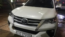 Bán xe Toyota Fortuner năm sản xuất 2017, màu trắng, xe nhập mới chạy 11.000km giá 1 tỷ 100 tr tại Tp.HCM