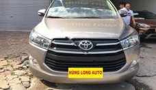Cần bán xe Toyota Innova 2.0E năm sản xuất 2017, màu xám, giá chỉ 719 triệu giá 719 triệu tại Hà Nội