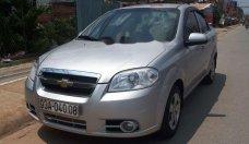 Bán xe Chevrolet Aveo năm sản xuất 2012, màu bạc   giá 250 triệu tại Bình Dương