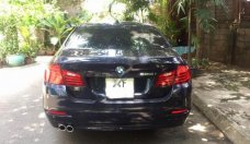 Bán BMW 5 Series đời 2016, màu xanh lam, nhập khẩu nguyên chiếc giá 1 tỷ 799 tr tại Cần Thơ