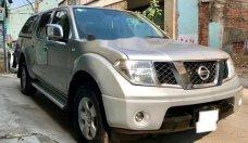 Cần bán gấp Nissan Navara đời 2011, màu bạc, 369tr giá 369 triệu tại Tp.HCM