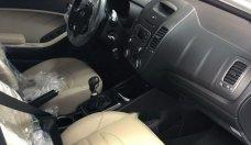 Bán ô tô Kia Cerato sản xuất năm 2018, màu trắng, giá tốt giá 499 triệu tại Tp.HCM
