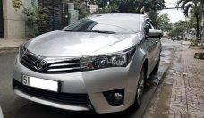 Bán ô tô Toyota Corolla Altis 1.8AT mode 2017, màu bạc, 699tr giá 699 triệu tại Tp.HCM