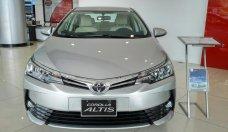 Bán Toyota Corolla Altis 1.8G CVT 2018 - màu bạc - khuyến mãi lớn, nhận xe ngay trong tháng/hotline: 0898.16.8118 giá 753 triệu tại Hà Nội