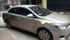Cần bán lại xe Toyota Vios E CVT 2017, màu bạc chính chủ, giá 530tr giá 530 triệu tại Hà Nội
