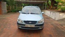 Cần bán Hyundai Getz sản xuất 2009, màu xanh lam, xe nhập xe gia đình giá 185 triệu tại Phú Thọ