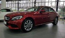 Cần bán xe Mercedes C200 đời 2018, màu đỏ giá 1 tỷ 489 tr tại Tp.HCM