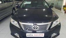 Cần bán lại xe Toyota Camry 2.5Q 2013, màu đen xe gia đình giá 870 triệu tại Tp.HCM