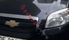 Cần bán lại xe Chevrolet Aveo 1.5 MT sản xuất 2013, màu đen  giá 228 triệu tại Hà Nội