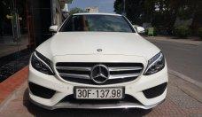 Bán Mercedes C300 AMG SX 2016, đã đi 27.000km giá 1 tỷ 640 tr tại Hà Nội