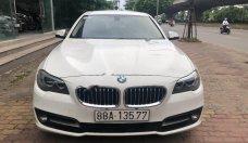 Cần bán lại xe BMW 5 Series 520i đời 2016, màu trắng, nhập khẩu giá 1 tỷ 660 tr tại Hà Nội