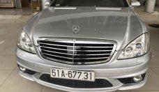 Cần bán xe Mercedes-Benz S63 AMG bản đặc biệt designo màu bạc, giá chỉ 1 tỷ 230 triệu giá 1 tỷ 180 tr tại Tp.HCM
