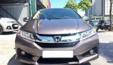 Cần bán gấp Honda City đời 2016, màu nâu chính chủ giá 540 triệu tại Hà Nội