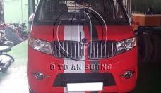 Bán xe bán tải Dongben 5 chỗ, 495kg giá rẻ nhất giá 285 triệu tại Tp.HCM
