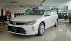 Bán Camry 2.5Q màu trắng - Model 2018 - Ưu đãi lớn, trả góp 90%, nhận xe ngay. Hotline 0898.16.8118 giá 1 tỷ 310 tr tại Hà Nội