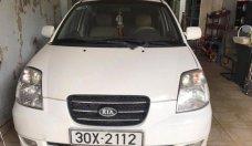 Cần bán gấp Kia Morning đời 2006, màu trắng, nhập khẩu, giá tốt giá 180 triệu tại Hà Nội