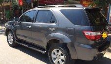 Cần bán Toyota Fortuner MT đời 2009, màu đen xe gia đình, giá tốt giá 625 triệu tại Hà Nội