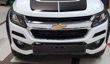 Cần bán Chevrolet Colorado High Country 2.8L 4x4 AT sản xuất 2018, màu trắng, nhập khẩu giá 839 triệu tại Tp.HCM