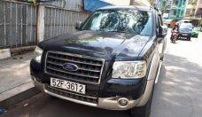 Bán ô tô Ford Everest 2.5 MT đời 2008, màu đen ít sử dụng giá cạnh tranh giá 388 triệu tại Tp.HCM