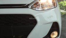 Cần bán Hyundai Grand i10 sản xuất 2018, màu trắng giá cạnh tranh giá 330 triệu tại Tp.HCM
