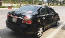 Bán xe Daewoo Gentra SX 1.5 MT 2008, màu đen   giá 165 triệu tại Hà Nội