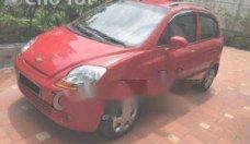 Bán xe Chevrolet Spark Van 2010, màu đỏ chính chủ giá Giá thỏa thuận tại Tp.HCM