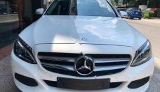 Bán Mercedes C200 2017, màu trắng giá 1 tỷ 390 tr tại Hà Nội