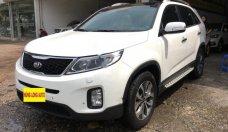 Cần bán lại xe Kia Sorento 2.2AT CRDi 2016, màu trắng giá 869 triệu tại Hà Nội