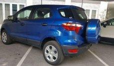 Bán ô tô Ford EcoSport Ambiente đời 2018, màu xanh lam giá cạnh tranh giá 540 triệu tại Tp.HCM