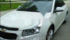 Bán Chevrolet Cruze năm sản xuất 2016, màu trắng   giá 495 triệu tại Tp.HCM