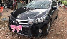 Bán Toyota Corolla altis 1.8 G đời 2016, màu đen   giá 715 triệu tại Hà Nội
