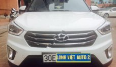 Chính chủ bán Hyundai Creta 1.6 AT đời 2016, màu trắng, nhập khẩu giá 670 triệu tại Hà Nội