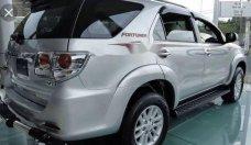 Bán Toyota Fortuner đời 2013, màu bạc  giá 700 triệu tại Tp.HCM
