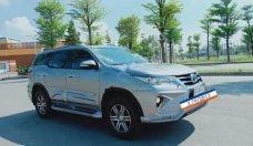 Bán Toyota Fortuner 2.7V đời 2017, màu bạc, xe nhập giá 1 tỷ 250 tr tại Bình Dương